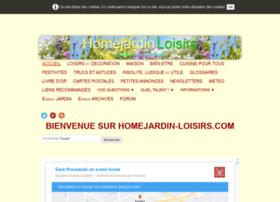 homejardin-loisirs.com