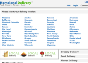 homelanddelivery.com