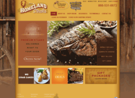 homelandsteaks.com