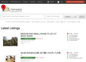 homeless.com.my