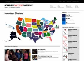 homelessshelterdirectory.org