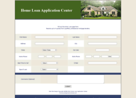 homeloanapplicationcenter.com