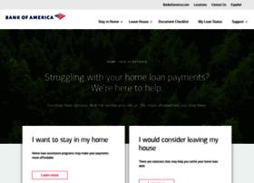 homeloanhelp.bankofamerica.com