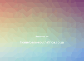 homeloans-southafrica.co.za