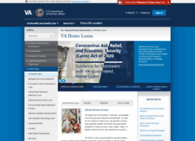 homeloans.va.gov