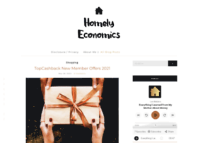homelyeconomics.com