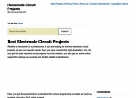 homemade-circuits.com
