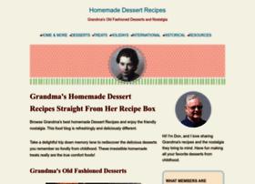 homemade-dessert-recipes.com