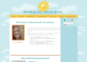 homemade-preschool.com