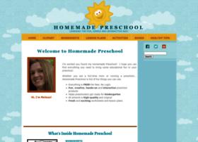 homemade-preschool.com