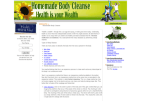 homemadebodycleanse.com