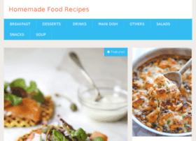 homemadefoodrecipes.com