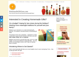 homemadegiftguru.com
