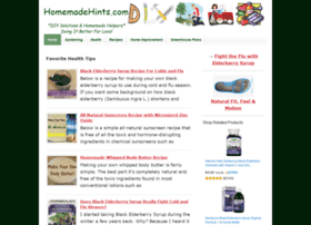 homemadehints.com