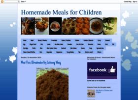 homemademeals4children.blogspot.com