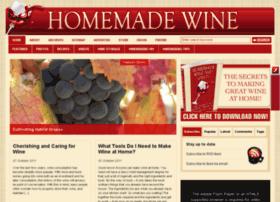 homemadewine.com