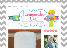 homemakerchic.wordpress.com