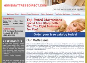 homemattressdirect.com