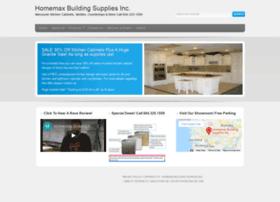 homemaxbuildingsupplies.com