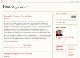 homeopata.tv