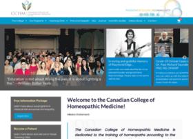 homeopathycanada.com