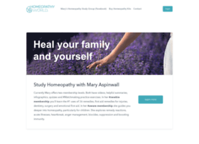 homeopathyworld.com