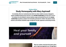 homeopathyworld.com