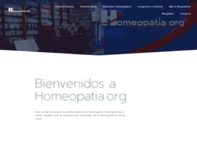 homeopatia.org