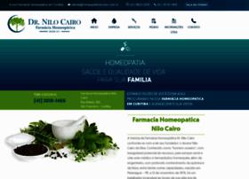 homeopatianilocairo.com.br