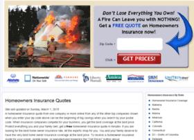 homeownerinsurancequoter.com