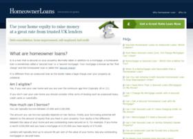 homeownerloans.org.uk