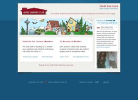 homeownersclub.org
