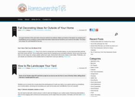 homeownershiptips.com