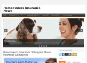 homeownersinsurancenews.blogspot.com