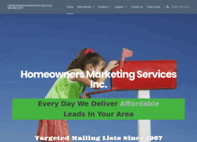 homeownersmarketingservices.com