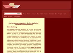 homepage-analysieren.de
