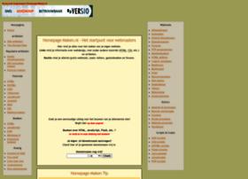 homepage-maken.nl