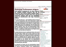 homepage-performance.de