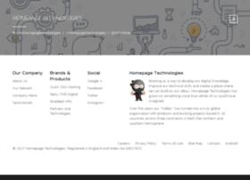 homepage-technologies.co.uk