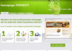 homepage-toolbox.com