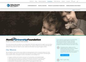 homepartnershipfoundation.org
