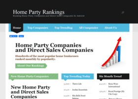 homepartyrankings.com