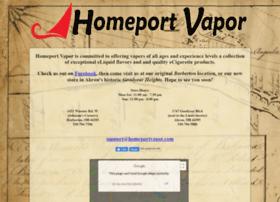 homeportvapor.com