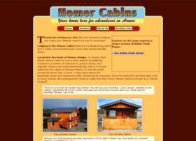 homer-cabins.com