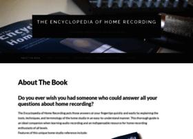 homerecordingbook.com