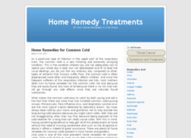 homeremedytreatment.com