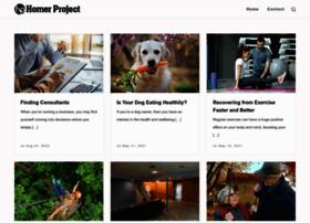 homerproject.org