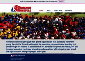 homerunhopefuls.org