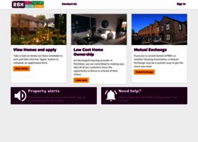 Homes.rbh.org.uk