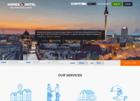 homesandhotel.com